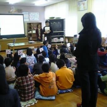 京都府耐震出前授業