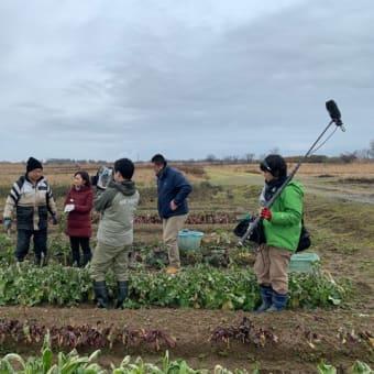 UX新潟テレビ21の取材がありました