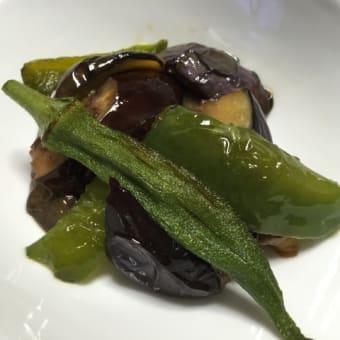 夏野菜や神楽南蛮の簡単おかず