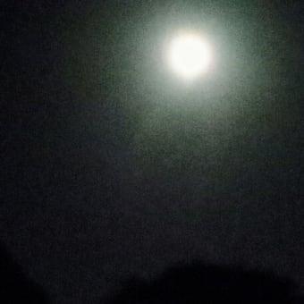 2021.9.21 中秋の名月