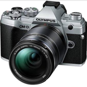 OLYMPUS OM-D E-M5 Mark III・PEN E-PL10