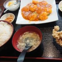 台湾料理 弘祥「エビチリ定食」