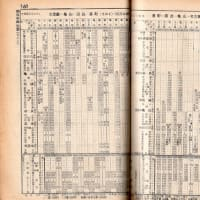 紀勢本(東)線の夜行列車、紀州5号のルーツを探ってみる。第3回