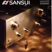SANSUI AU-α607NRA アンプ(1998.1)