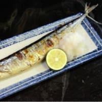 秋刀魚の内臓