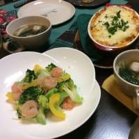 野菜満喫クリスマス!