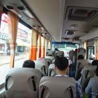 その2 本日も愉快な一日 皆さんと朝食してから例のサイゴン日帰り旅行
