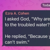 敵は泳げない