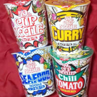 49th  CUP NOODLE