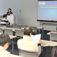 11月22日 日本ベジタリアン学会共催 大阪講演会の報告