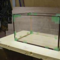 A様邸木造建築模型(30分の1)