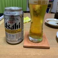 こう暑いとビールが美味い