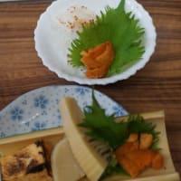 19153 麺や福座@金沢 5月15日 河豚の後は雲丹!高級食材が日本食の職人の手により次々にラーメンとして登場!「ウニのつけ麺」