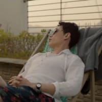 韓国映画と屋上緑化