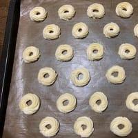 手作り 「絞り出しクッキー」