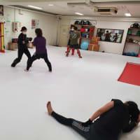(木)キックボクシング初級クラス