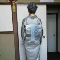 31.3.31の出張着付は3件(4名)結婚式やお宮参りの訪問着の着付&ヘアセットのご依頼でした。