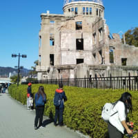 広島へ行って