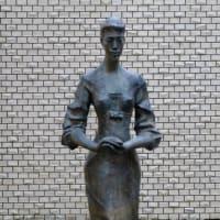 滝錬太郎「華」(オホーツク管内遠軽町白滝)