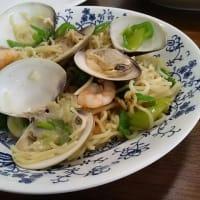 マルちゃん 焼そば ・麺はパリッ、春の魚介の旨味を味わう塩焼そば