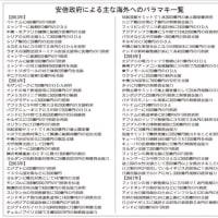 「死ぬまで働け一億玉砕」「あの世で貰え国民年金」by安倍晋三
