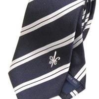 刺繍入りネクタイ