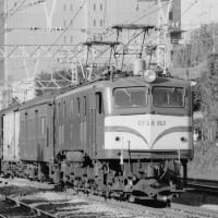 荷物列車への「望郷の念」~EF58