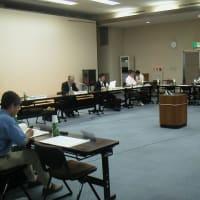【0710/25:栗東、RD社産廃処分場】対策委が定数割れで中止、県の日程調整に住民側委員が反発
