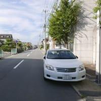 奈良県大和郡山市箕山町の風景