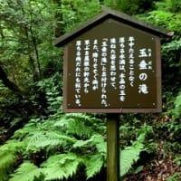 旅行「蒜山」① 神庭の滝(カンバのタキ)