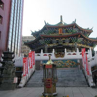 横浜人形の家と中華街