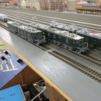 スイス国鉄 Ae8/14形電気機関車