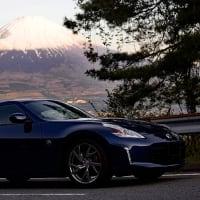 ちょっと富士山を見に行ってきた