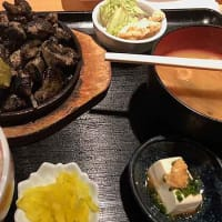 13時過ぎたら「だんだん」の三河鶏黒焼きミックス定食に限る!