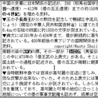 古代日本史料著者の覚え方◇C古代16