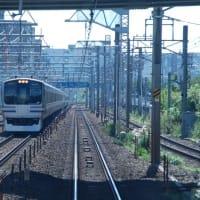 相鉄 9000系 被り付き(1)-2 【横浜駅=>平沼橋駅:相模鉄道】 2019.SEP