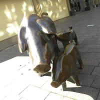 ブレーメン(Bremen)と言ったらグリム童話である「ブレーメンの音楽隊」だけどどこに?