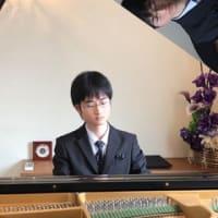 1月6日(日)松本拓磨ミニコンサート ドイツロマン派の世界/銀座アンク