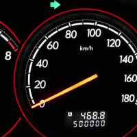 50万キロに到達!