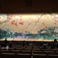 国立劇場で歌舞伎を観劇