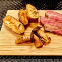 東京情報 1081 -Home Cooking 90 Steak & Salad -