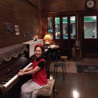 2019 7 26 矢野嘉子(p) at 高槻JK Cafe