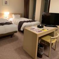 「メルキュールホテル横須賀」宿泊記