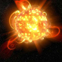 私たちの生活に深刻なダメージを与えるスーパーフレア。実は太陽でも起こりうる現象だった。