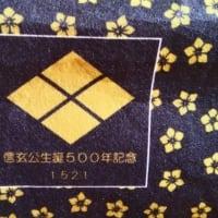 【日】信玄公生誕500年記念信玄餅