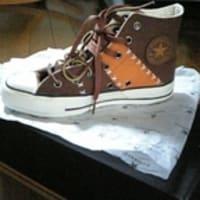 靴 購入 (娘)