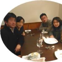両親の合同誕生日会2011:ビストロダイニング和菜