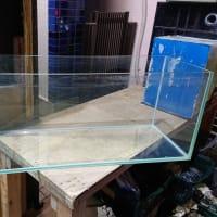 中古 コトブキ レグラス900×300×360オールガラス水槽