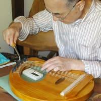 弦交換と調律