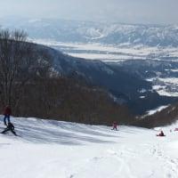 (2019.3.2.) 野沢温泉でスキー復帰